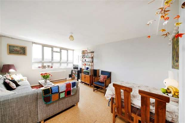 3 Bedrooms Flat for sale in Bredinghurst, Overhill Road, East Dulwich