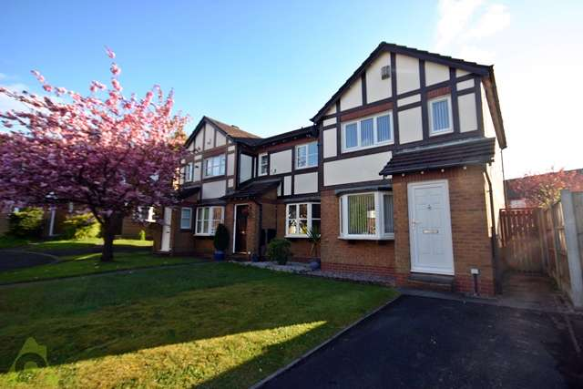 2 Bedrooms Mews House for sale in Beaumont Chase, Bolton, BL3