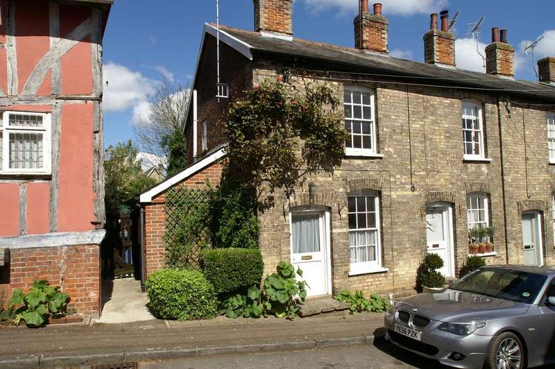 2 Bedrooms End Of Terrace House for sale in Prentice Street, Lavenham, Sudbury CO10