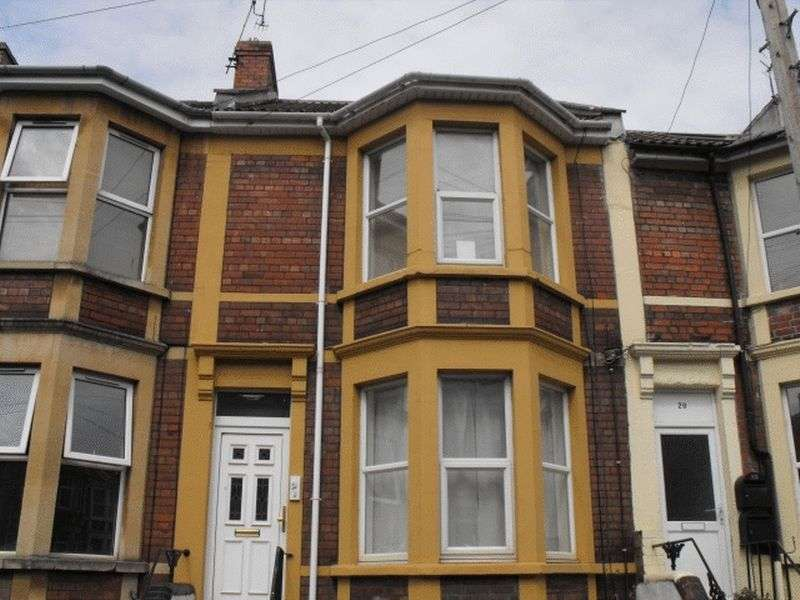 2 Bedrooms Flat for sale in Warden Road, Bristol
