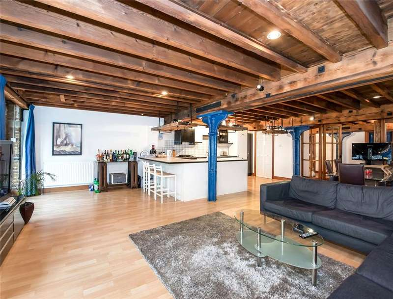 3 Bedrooms Apartment Flat for sale in New Concordia Wharf, Mill Street, London, SE1