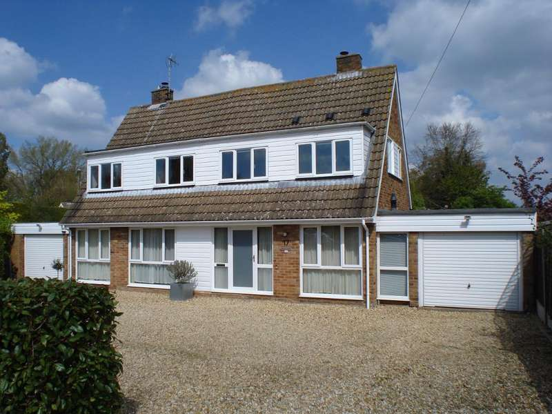 6 Bedrooms Detached House for sale in Newbury Close, Silsoe, Bedfordshire, MK45 4EZ