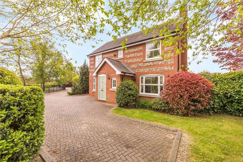 4 Bedrooms Detached House for sale in Starlight Way, St. Albans, Hertfordshire