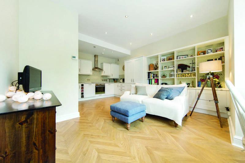 1 Bedroom Flat for sale in Lewin Road, SW16