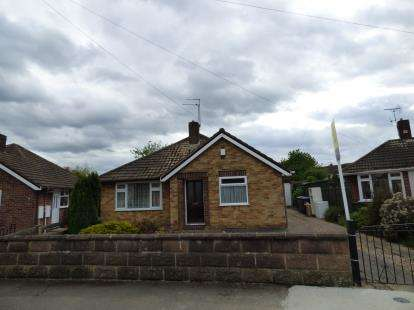 3 Bedrooms Bungalow for sale in Sterndale Road, Long Eaton, Nottingham