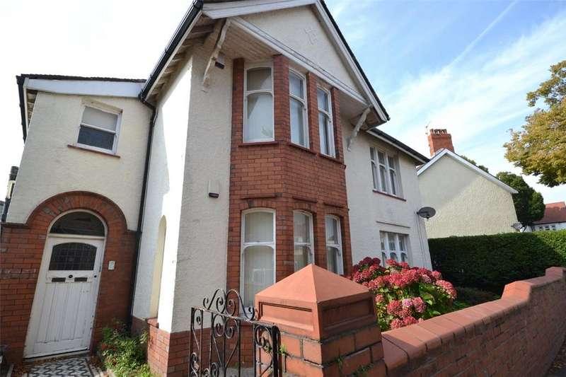 2 Bedrooms Apartment Flat for sale in Waterloo Road, Penylan, Cardiff, CF23