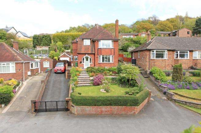 3 Bedrooms Detached House for sale in Pine Crest, Stafford Road, Oakengates, Telford, Shropshire, TF2 6JS