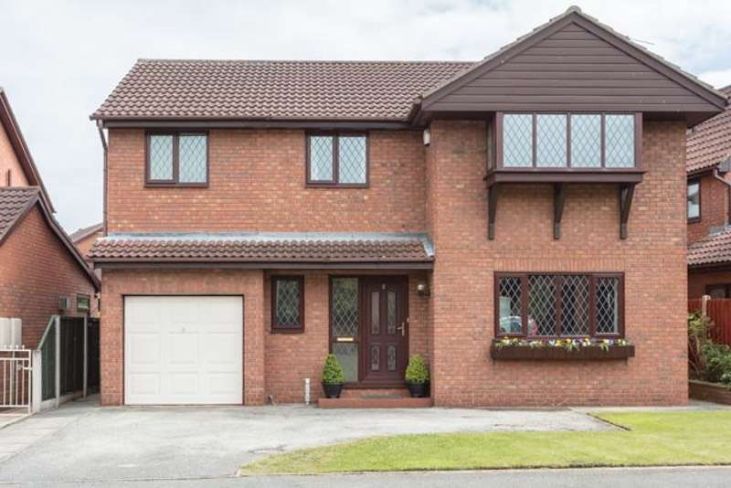 4 Bedrooms Detached House for sale in Pool Drive, Doncaster, South Yorkshire, DN4