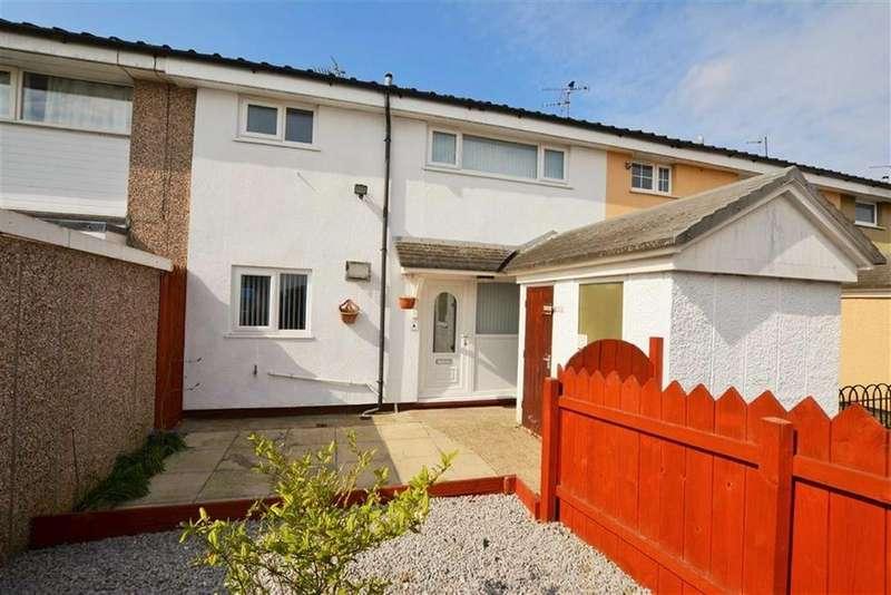 3 Bedrooms Terraced House for sale in Rufforth Garth, Bransholme, Hull, HU7