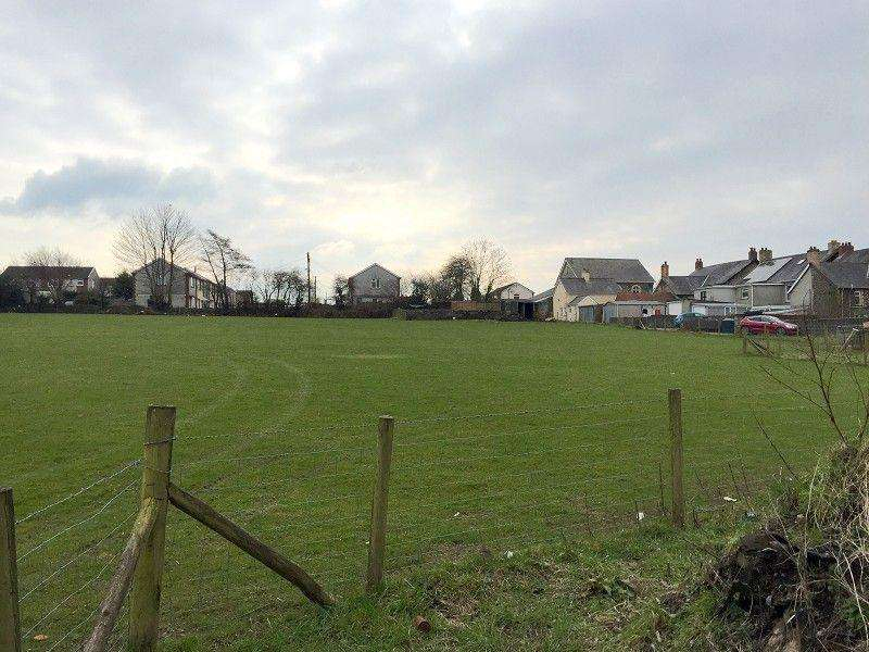 Land Commercial for sale in Maescader , Pencader, Carmarthenshire. SA39 9HQ