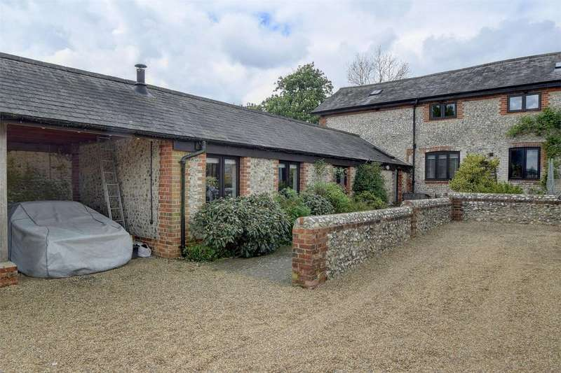 4 Bedrooms Mews House for sale in Hinton Manor, Catherington, WATERLOOVILLE, Hampshire