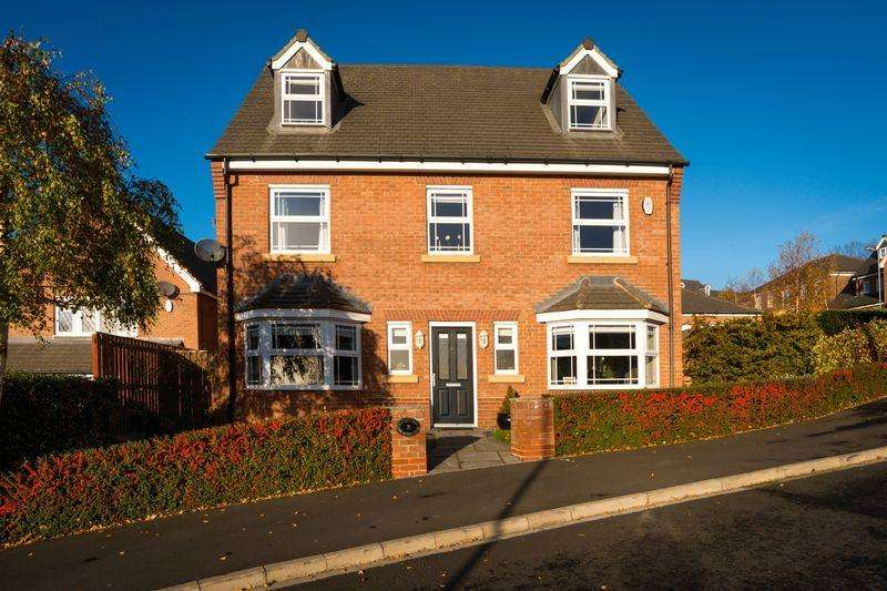 6 Bedrooms Detached House for sale in Carr Bridge Close, Eaglescliffe TS16 0GY