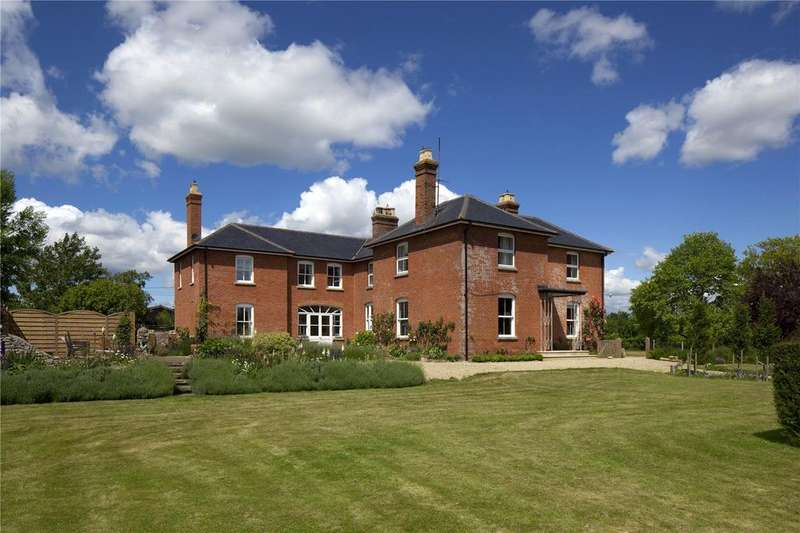 6 Bedrooms Detached House for sale in Chimney, Bampton, Oxfordshire, OX18