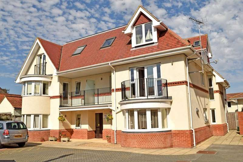 2 Bedrooms Retirement Property for sale in Foreland Road, Bembridge, Isle of Wight, PO35 5XN