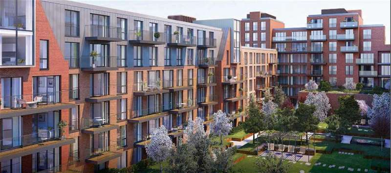 2 Bedrooms Property for sale in Core F, Streatham Hill, London, SW2