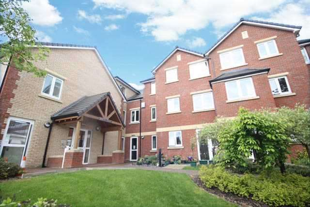 1 Bedroom Apartment Flat for sale in Booth Court, Handford Road, Ipswich
