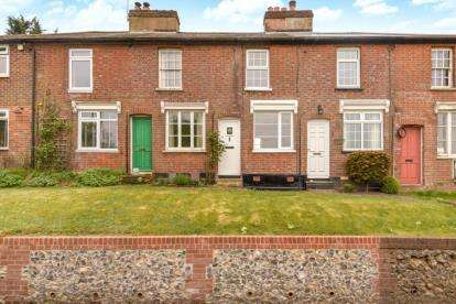 2 Bedrooms Terraced House for sale in Chalk Row Cottages, Maypole Road, Chelsfield, Orpington