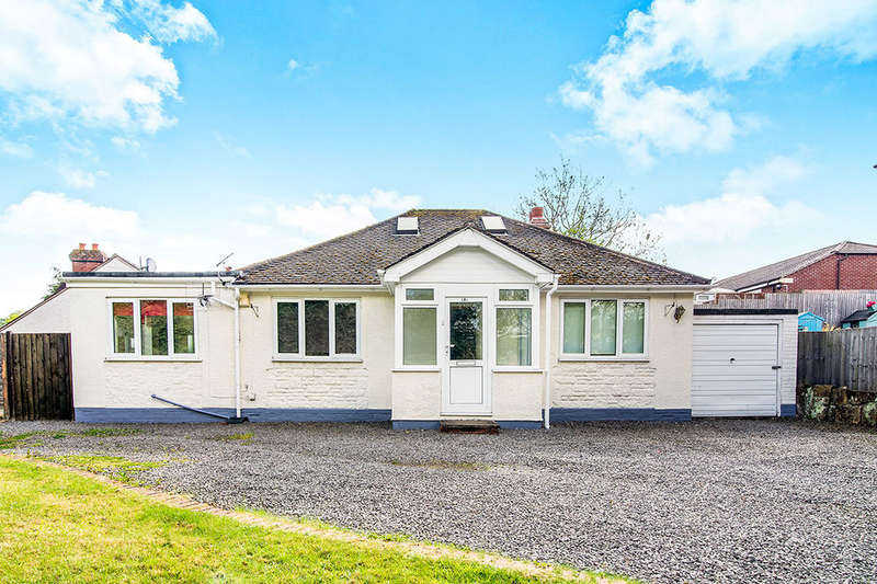 2 Bedrooms Detached Bungalow for sale in Ketley Town, TELFORD, TF1