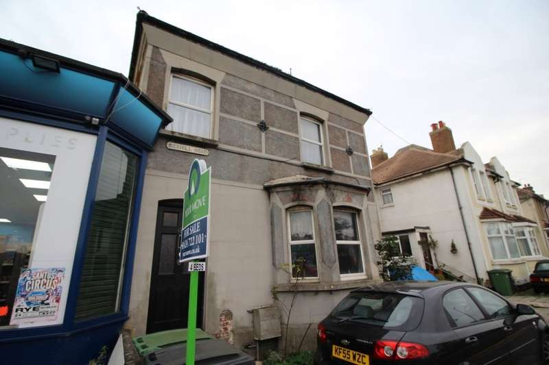 4 Bedrooms Semi Detached House for sale in Bexhill Road, St. Leonards-on-sea, TN38
