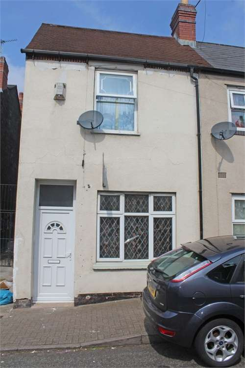 3 Bedrooms End Of Terrace House for sale in Green Lane, Handsworth, Birmingham, West Midlands