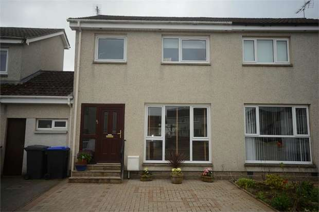4 Bedrooms Semi Detached House for sale in Townhead Road, Inverurie, Aberdeenshire