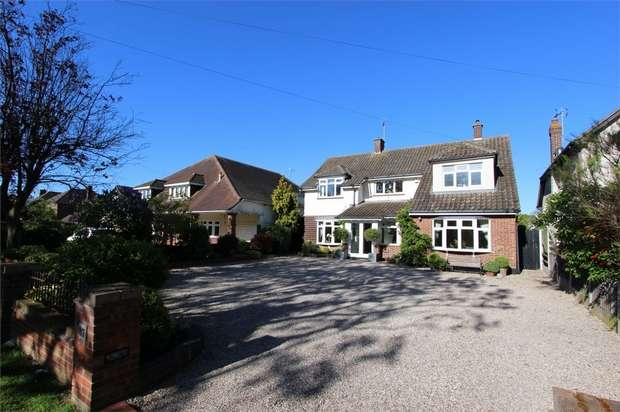 4 Bedrooms Detached House for sale in 87 Eastwood Road, LEIGH-ON-SEA, Essex