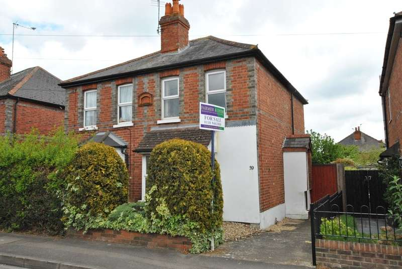 2 Bedrooms Semi Detached House for sale in Caversham