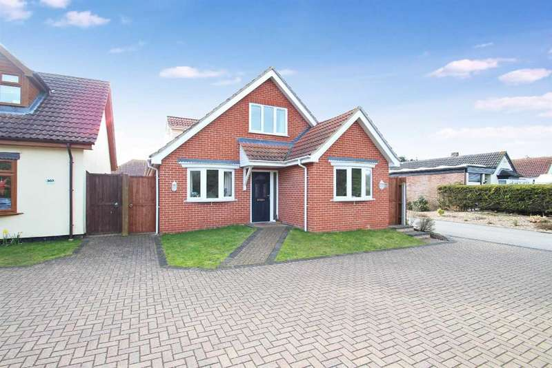 4 Bedrooms Bungalow for sale in Main Road, Kesgrave, Ipswich