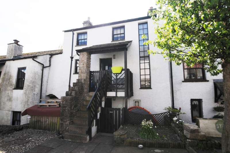 2 Bedrooms Maisonette Flat for sale in Gawith Place, Kendal