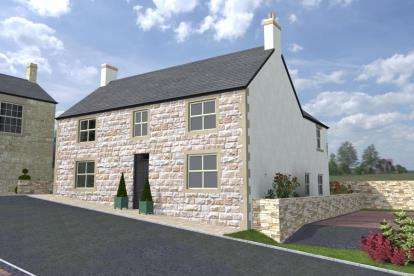4 Bedrooms Detached House for sale in Horns Inn, 9 Main Road, Holmesfield, Dronfield, Derbyshire