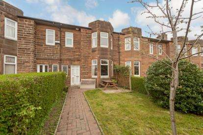 3 Bedrooms Terraced House for sale in Herries Road, Glasgow