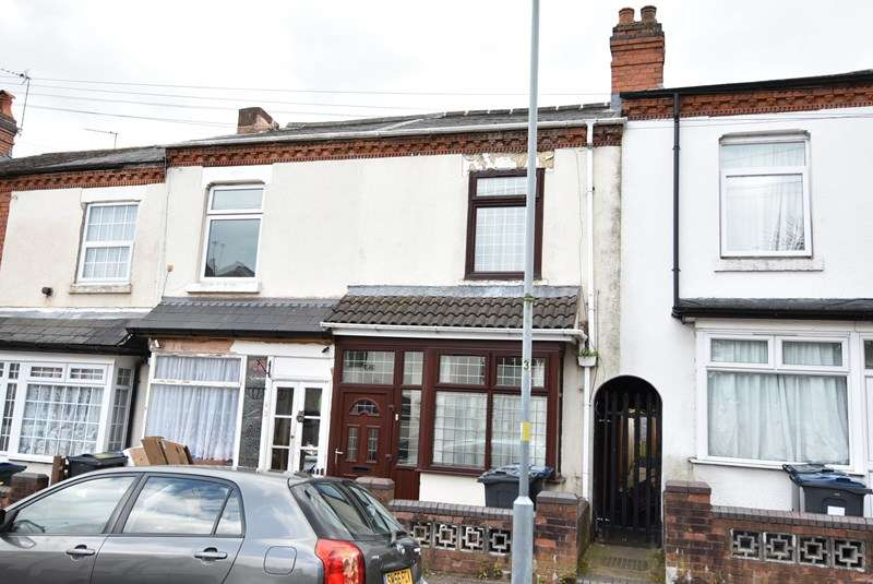 3 Bedrooms Terraced House for sale in Towyn Road, Moseley