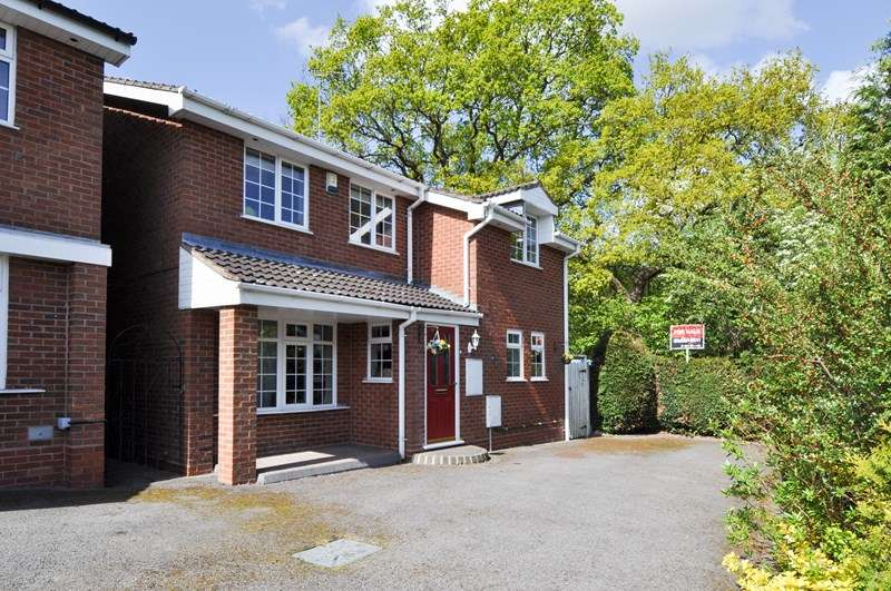 3 Bedrooms Detached House for sale in Stoneleigh Close, Oakenshaw South, Redditch