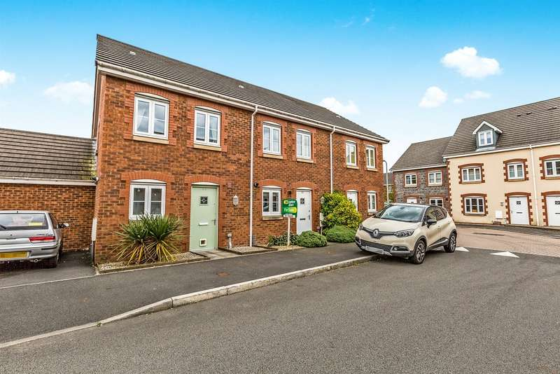 2 Bedrooms Terraced House for sale in Heol Gruffydd, Pontypridd