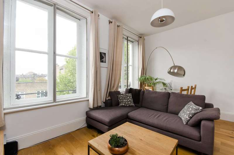 1 Bedroom Flat for sale in Trebovir Road, Earls Court, SW5