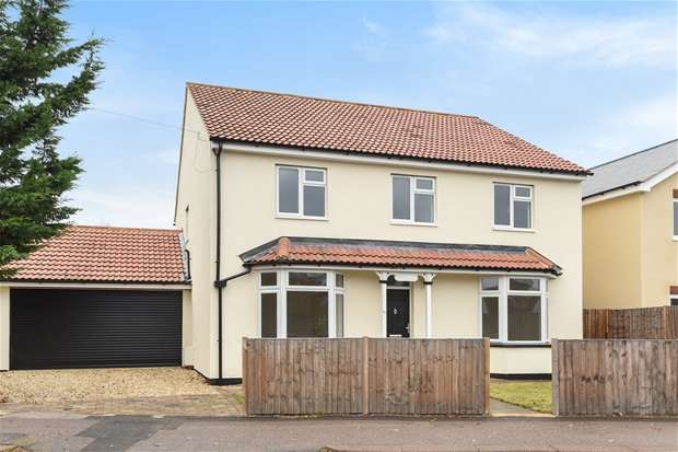 5 Bedrooms Detached House for sale in Barkers Lane, Goldington