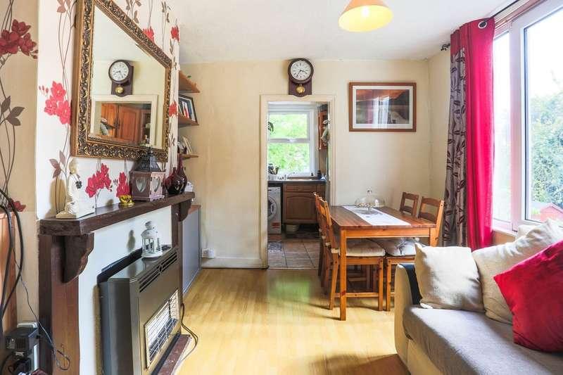 3 Bedrooms Flat for sale in Burlington Road, Thornton Heath