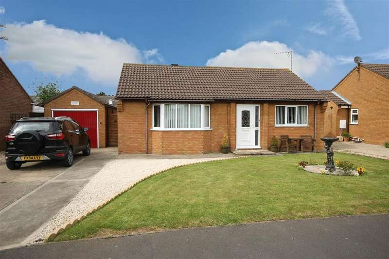 2 Bedrooms Detached Bungalow for sale in 9 Marlborough Drive, Mablethorpe