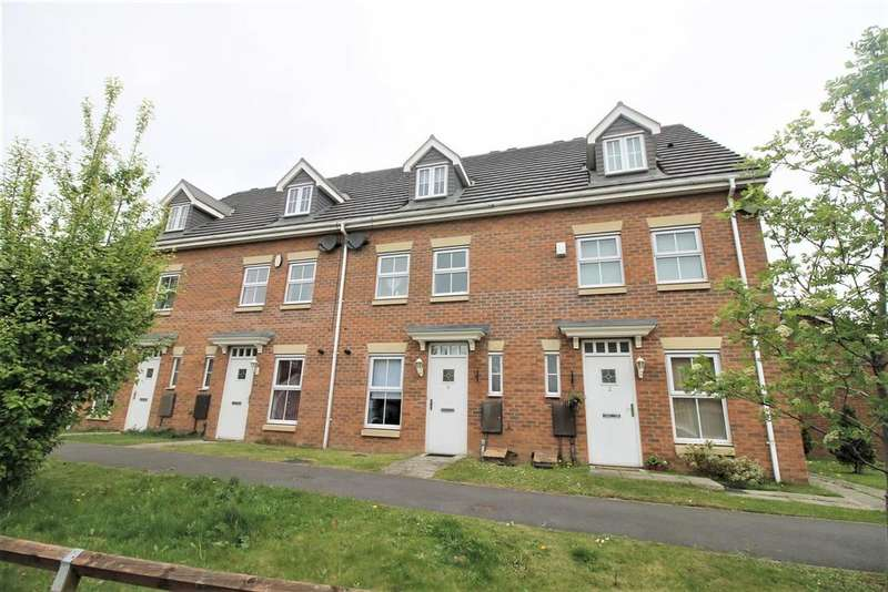 3 Bedrooms Town House for sale in Brooklime Avenue, Stockton-On-Tees