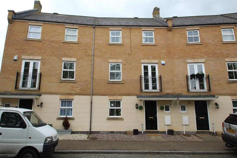 5 Bedrooms Town House for sale in Allington Circle, Kingsmead, Milton Keynes