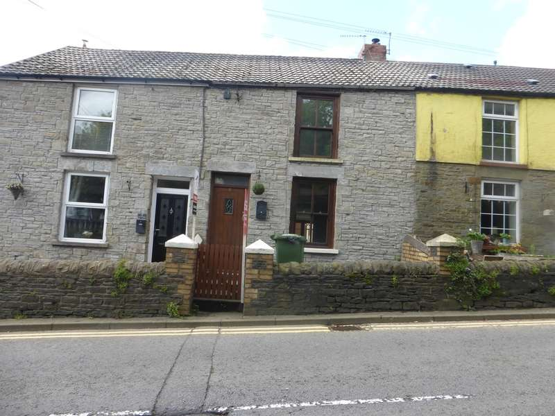 2 Bedrooms Cottage House for sale in Cross Inn Road, Llantrisant, Pontyclun