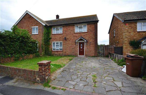 3 Bedrooms Semi Detached House for sale in Claudian Way, Chadwell St.Mary
