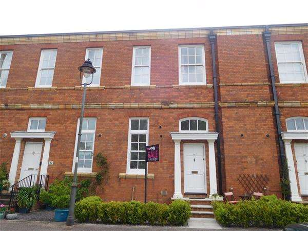 3 Bedrooms Town House for sale in South Grange, Clyst Heath, Exeter