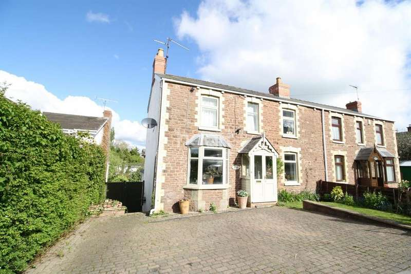 3 Bedrooms Semi Detached House for sale in Duchess Road, Monmouth