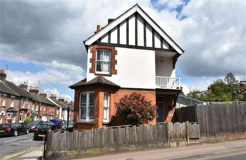 4 Bedrooms End Of Terrace House for sale in Folly Lane, St. Albans