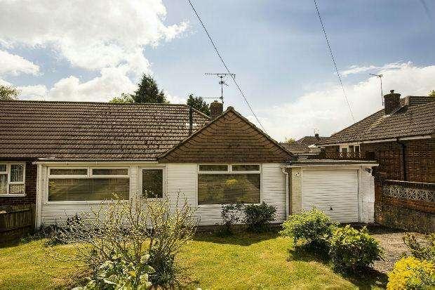 2 Bedrooms Semi Detached House for sale in Compton Avenue, Tilehurst, Reading,