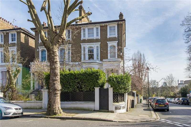 6 Bedrooms Semi Detached House for sale in Steeles Road, Belsize Park, London, NW3