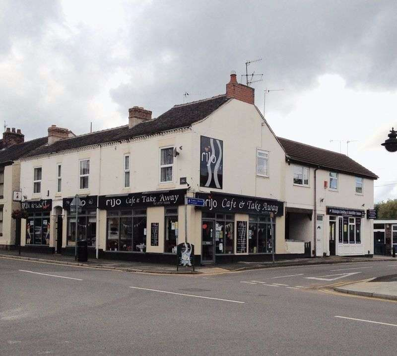 Shop Commercial for sale in Mixed Use Investment - Tunstall Road, Biddulph, Stoke-on-Trent