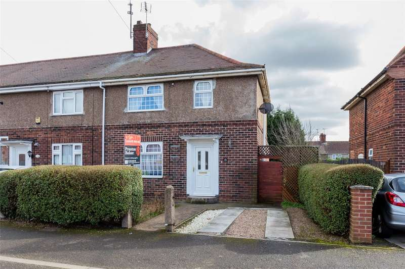 3 Bedrooms End Of Terrace House for sale in Sandringham Road, Doncaster, DN2