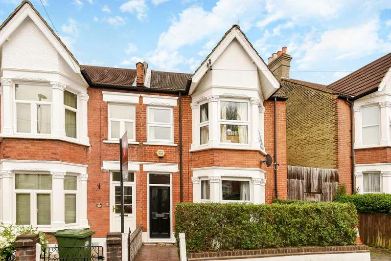 3 Bedrooms End Of Terrace House for sale in Levendale Road Forest Hill SE23